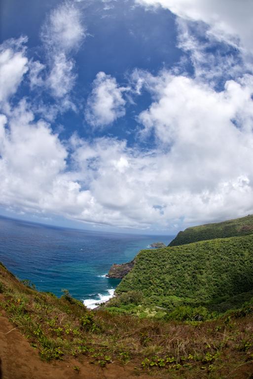 Honokae Nui Valley Overlook