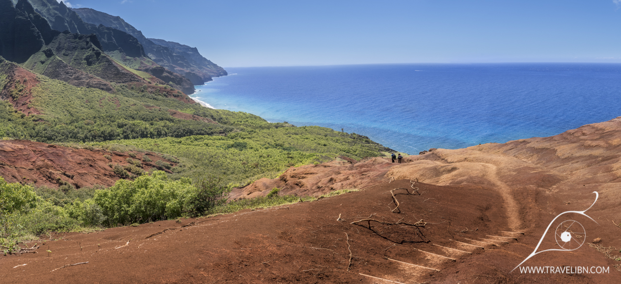 Red Hill Kalalau Trail