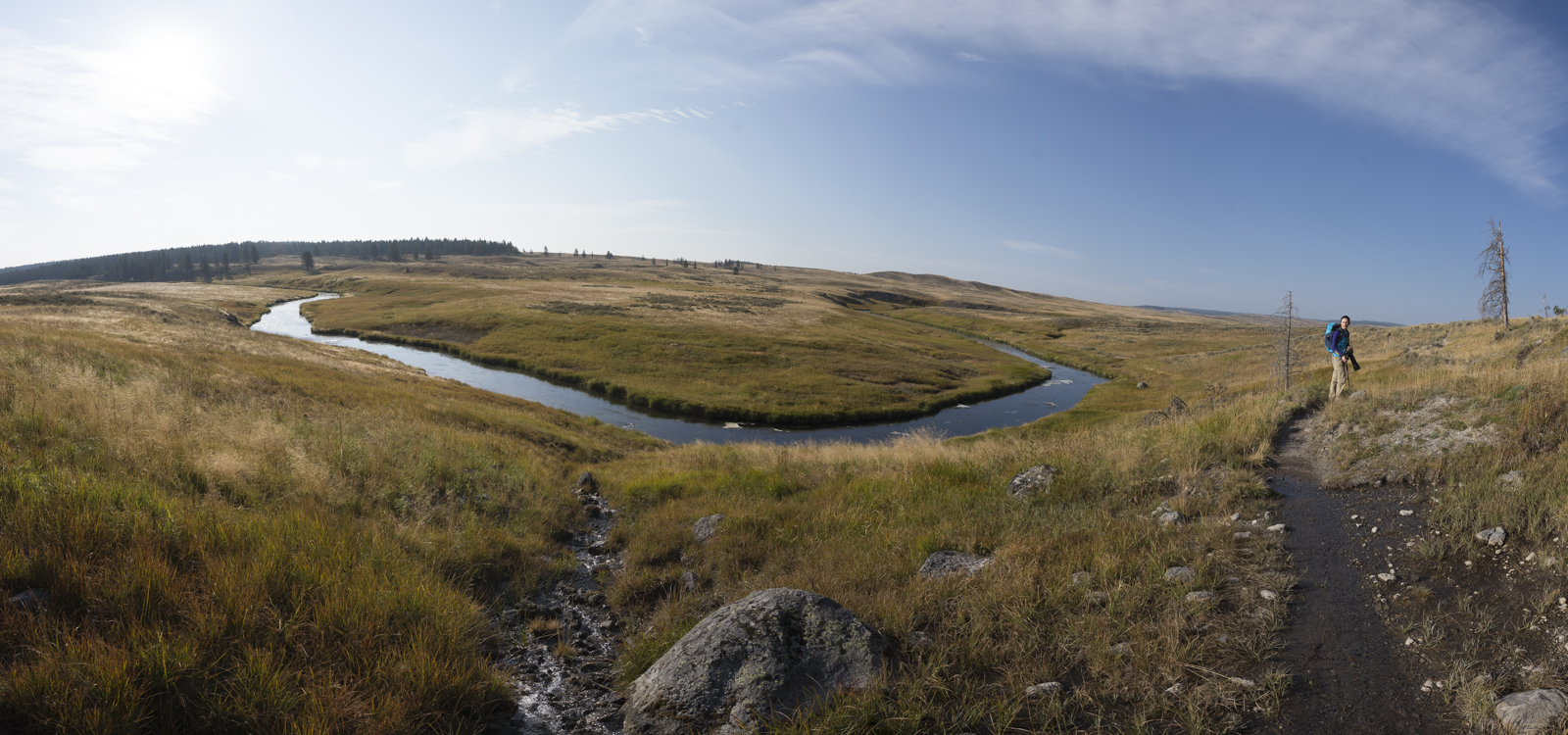 Mary Mountain Trail- Alum Creek