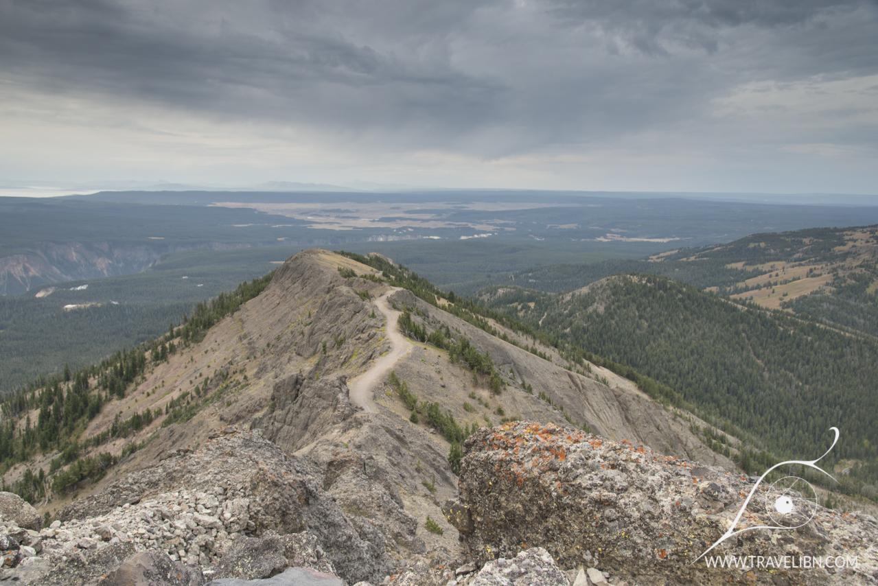 Mt. Washburn Peak