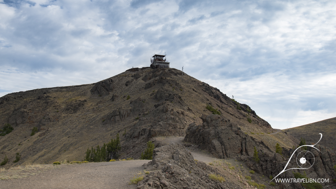 Fire Tower Mt. Washburn