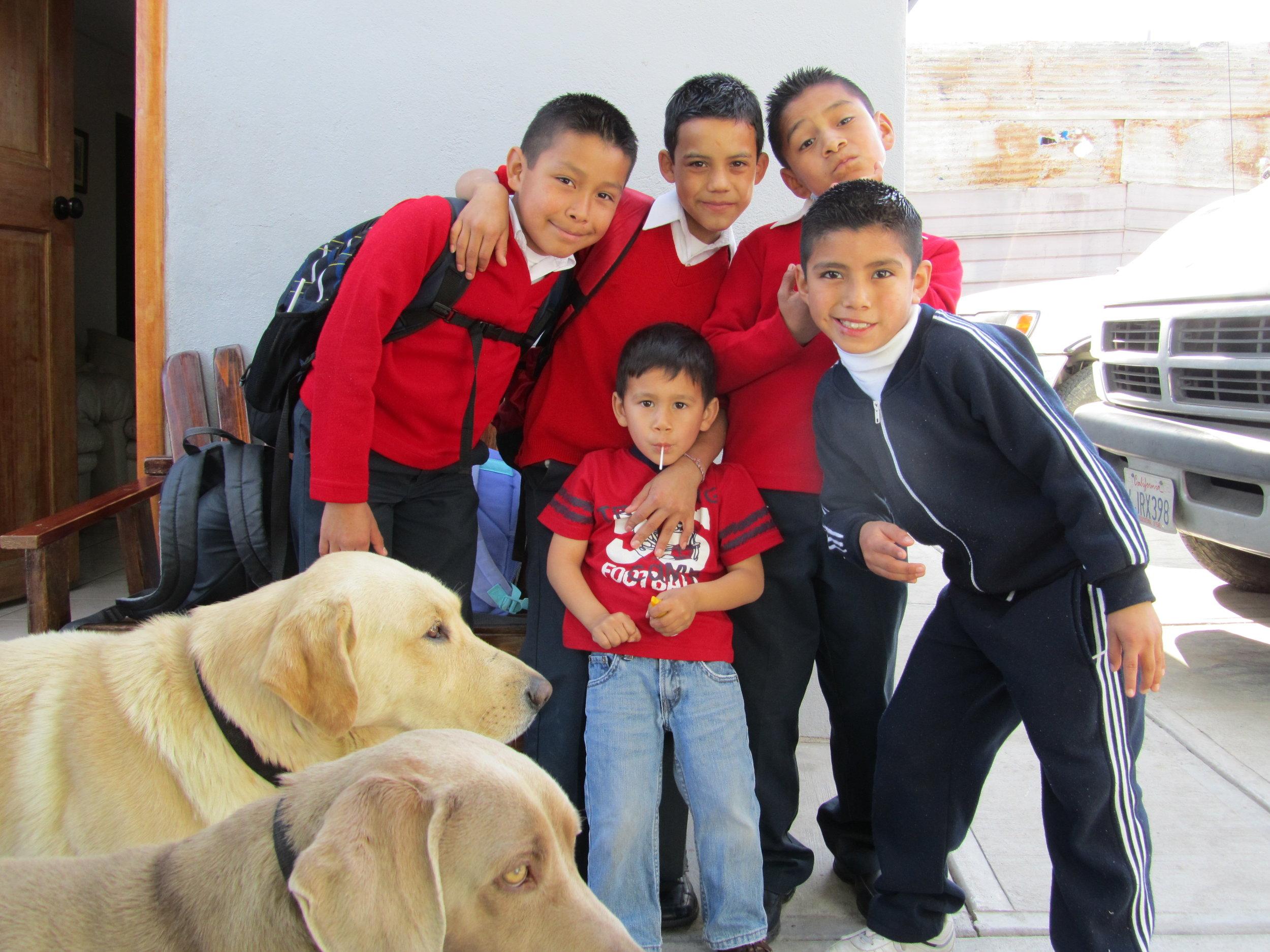 -Nueva Generacion Orphanage-