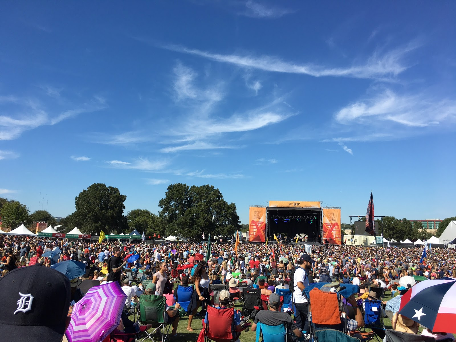 The Front Bottoms brought in a big crowd at ACL this year.