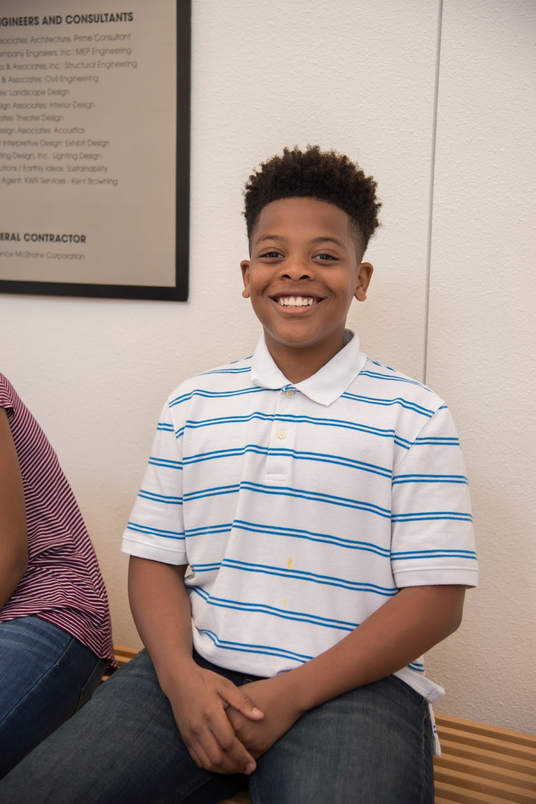"""""""Black history month is a time to spread the word of what our ancestors fought for and our culture."""" Jayden, age 13"""