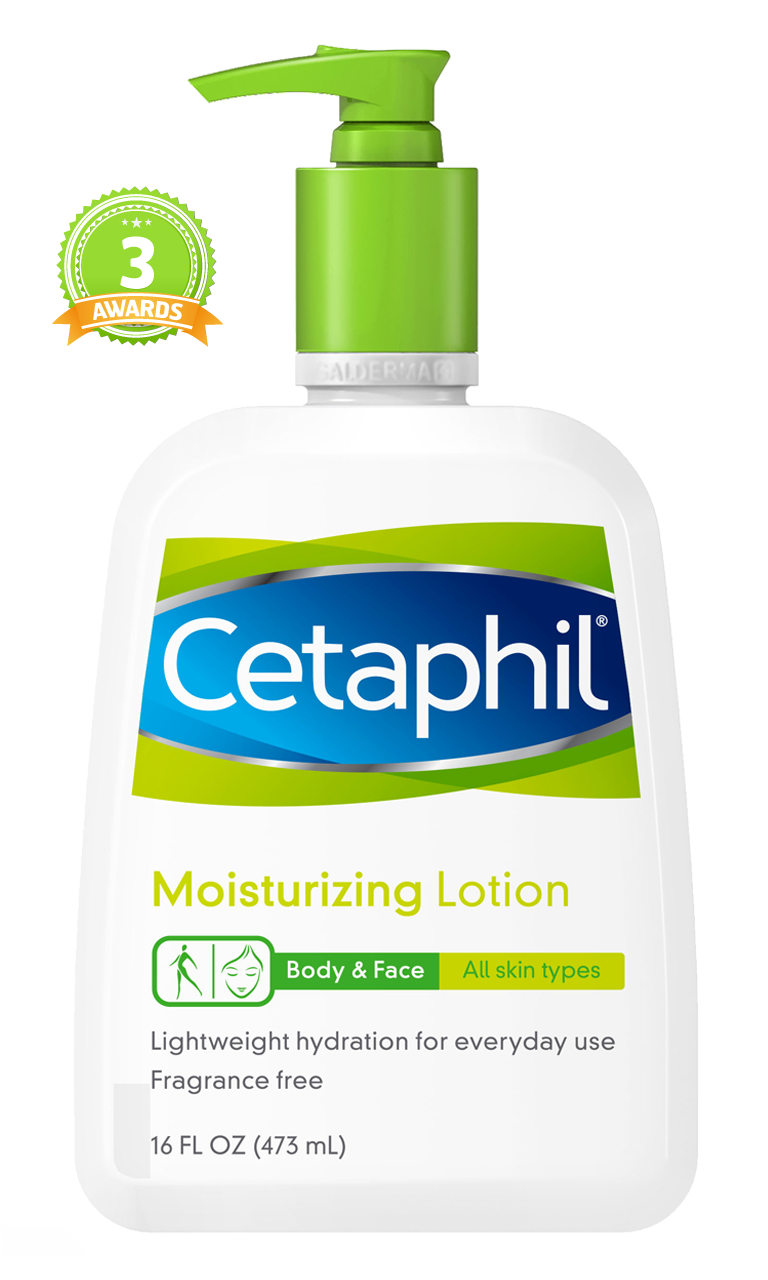 Cetaphil Daily Facial Moisturizer (Fragance Free) - Moisturizing your skin on the daily is one of the most important components in any person of color's skin care regimen due to the dryness that comes from having darker melanin. It is important to stay away from harsh products and pick a moisturizer that hydrates your skin while protecting it from harmful ultraviolet rays.