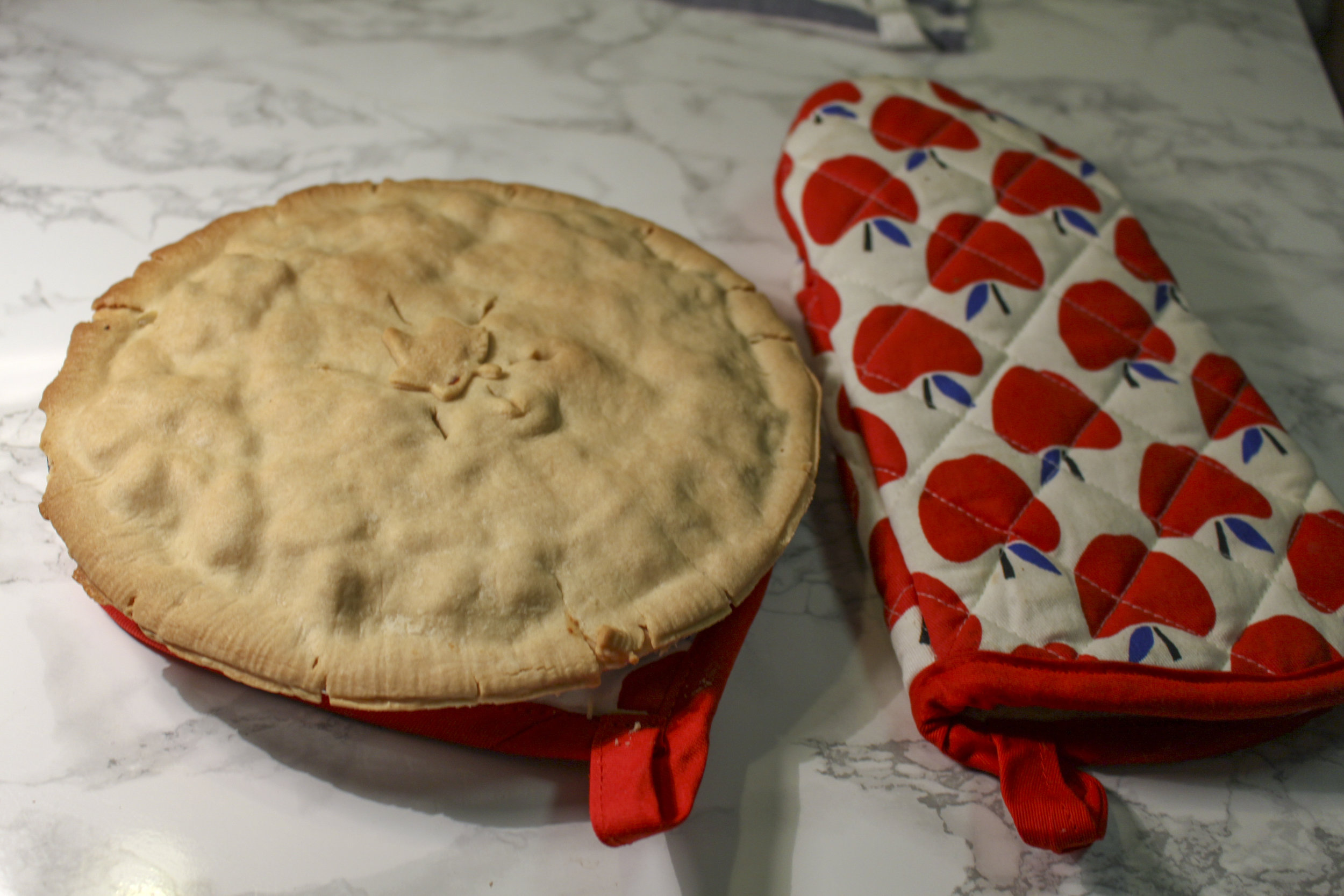 Pot pies are the perfect comfort food for cold weather.