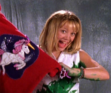 - As she navigated her way through the murky waters of adolescence, Lizzie McGuire always looked her best. Well, maybe not always.