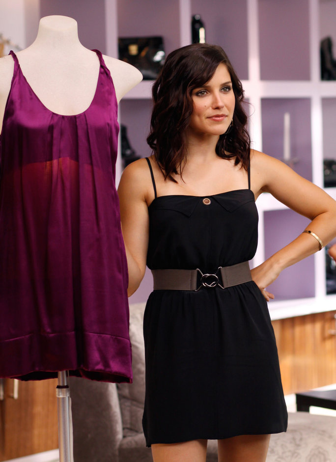 - But money and the fast life did not fill the void of family and friendship, so Brooke moved her business back to Tree Hill by opening up a boutique. No surprise here, but the location of her company didn't matter. She still slayed.