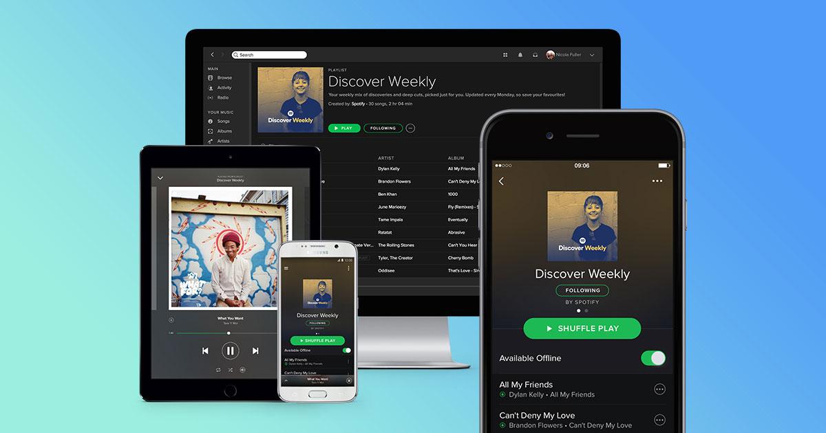 Photo courtesy of Spotify