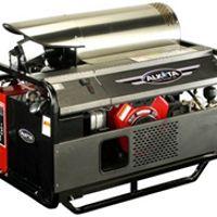 Diesel-Powered/Diesel/Oil Heated