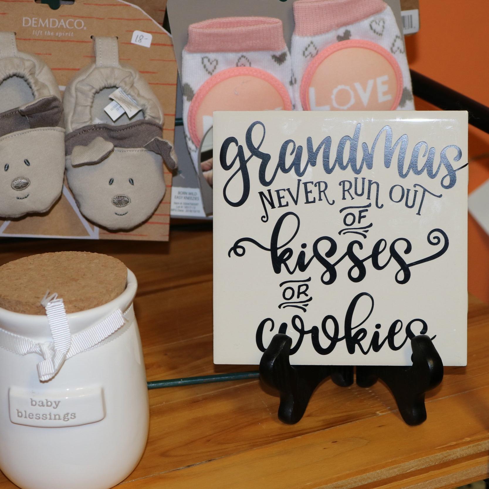 Ceramic Tiles for Grandma