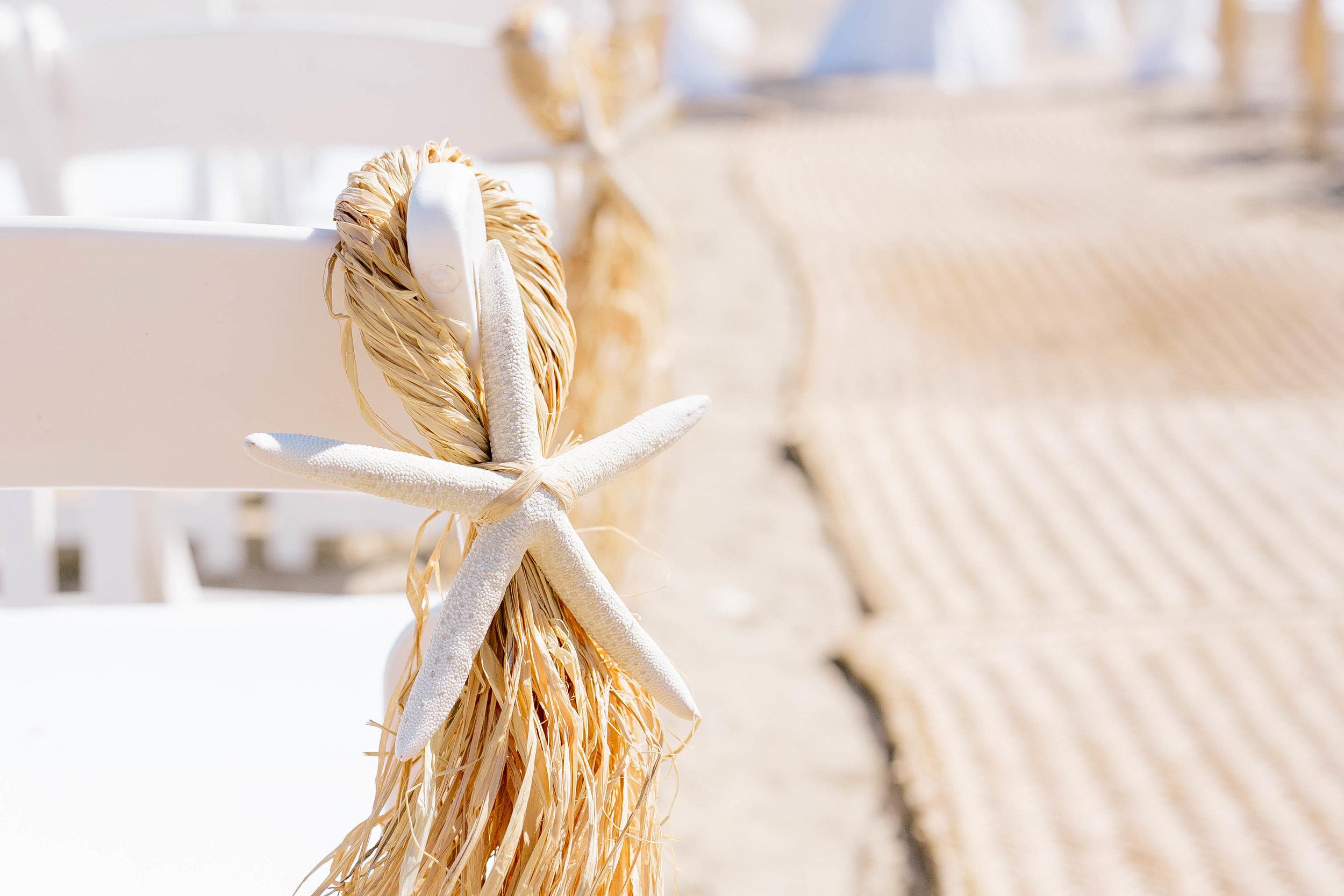Starfish Wedding Details