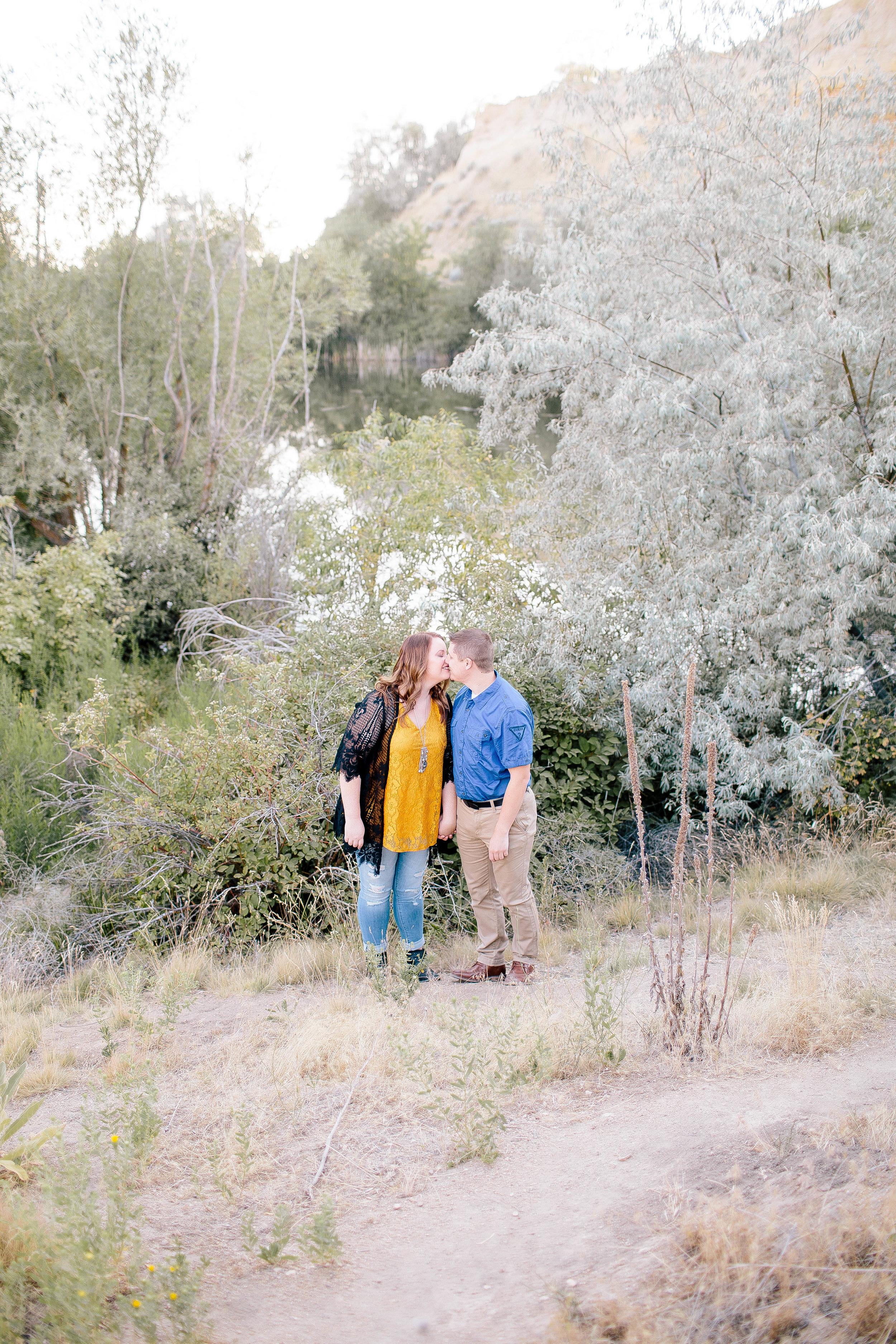 Boise Engagement Session- Boise Wedding Photographer- Idaho Engagement Session- Idaho Wedding Photographer