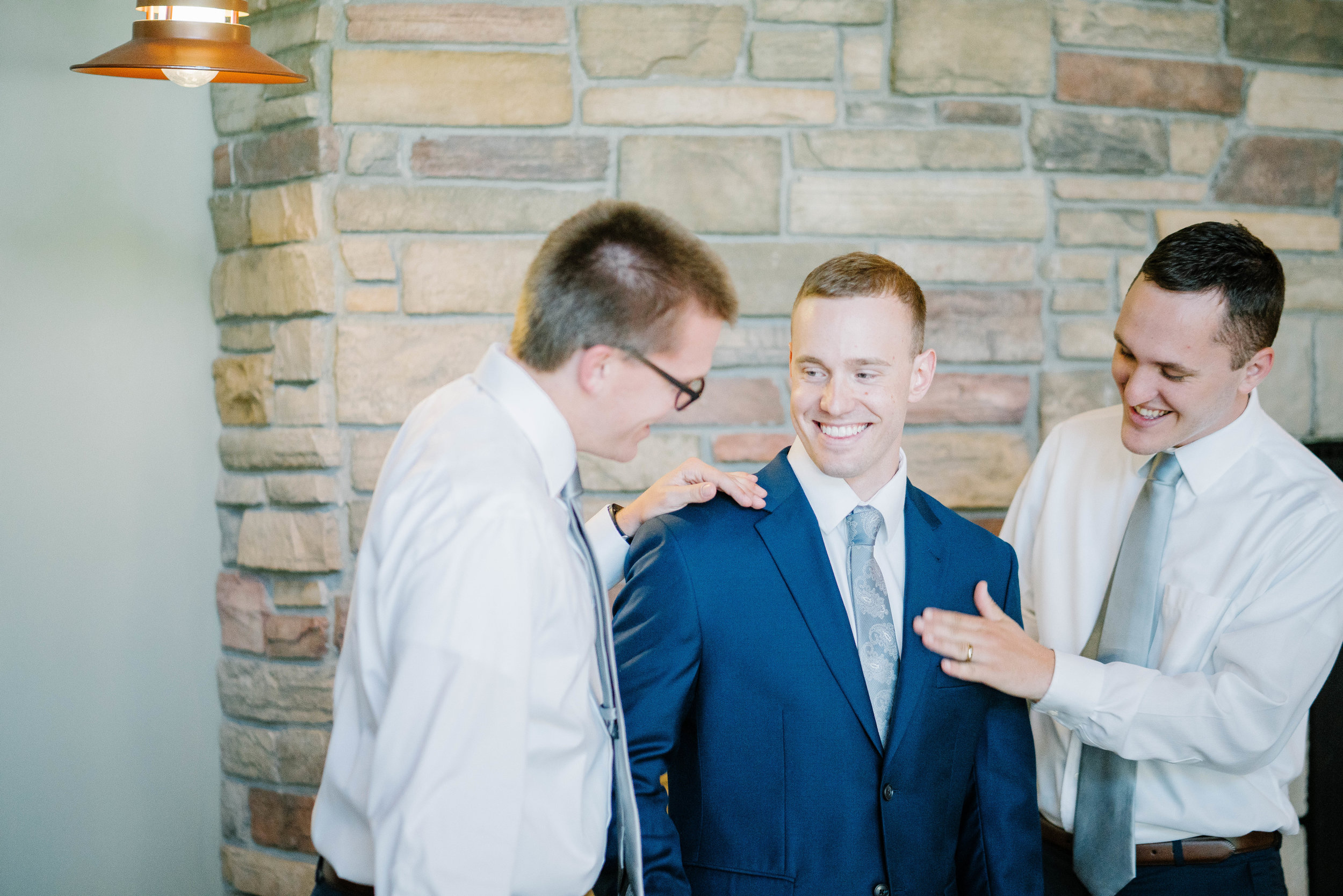 Boise Wedding Photographer- Nampa Wedding Photographer- The Grove Boise- Getting Ready Photos- Getting Ready Photo Ideas- Wedding Photo Ideas- Wedding Ideas- Dutch Bros Wedding Ideas