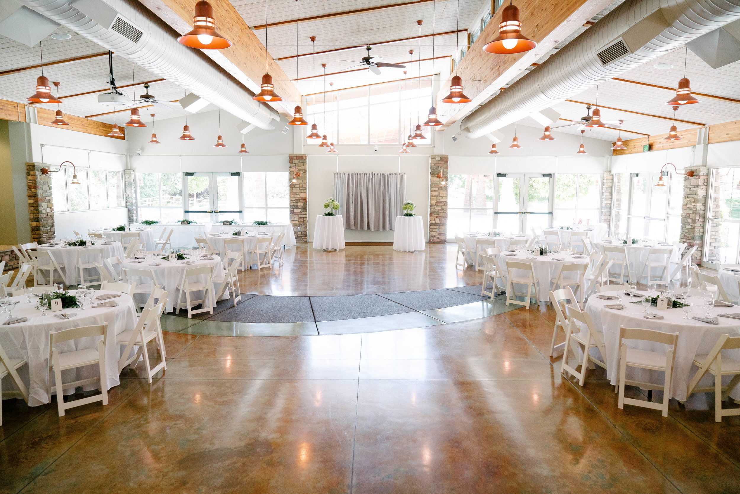 Barber Park Wedding- Boise Wedding- Boise Wedding Photographer- Ceremony Space Ideas- Wedding Photography Ideas