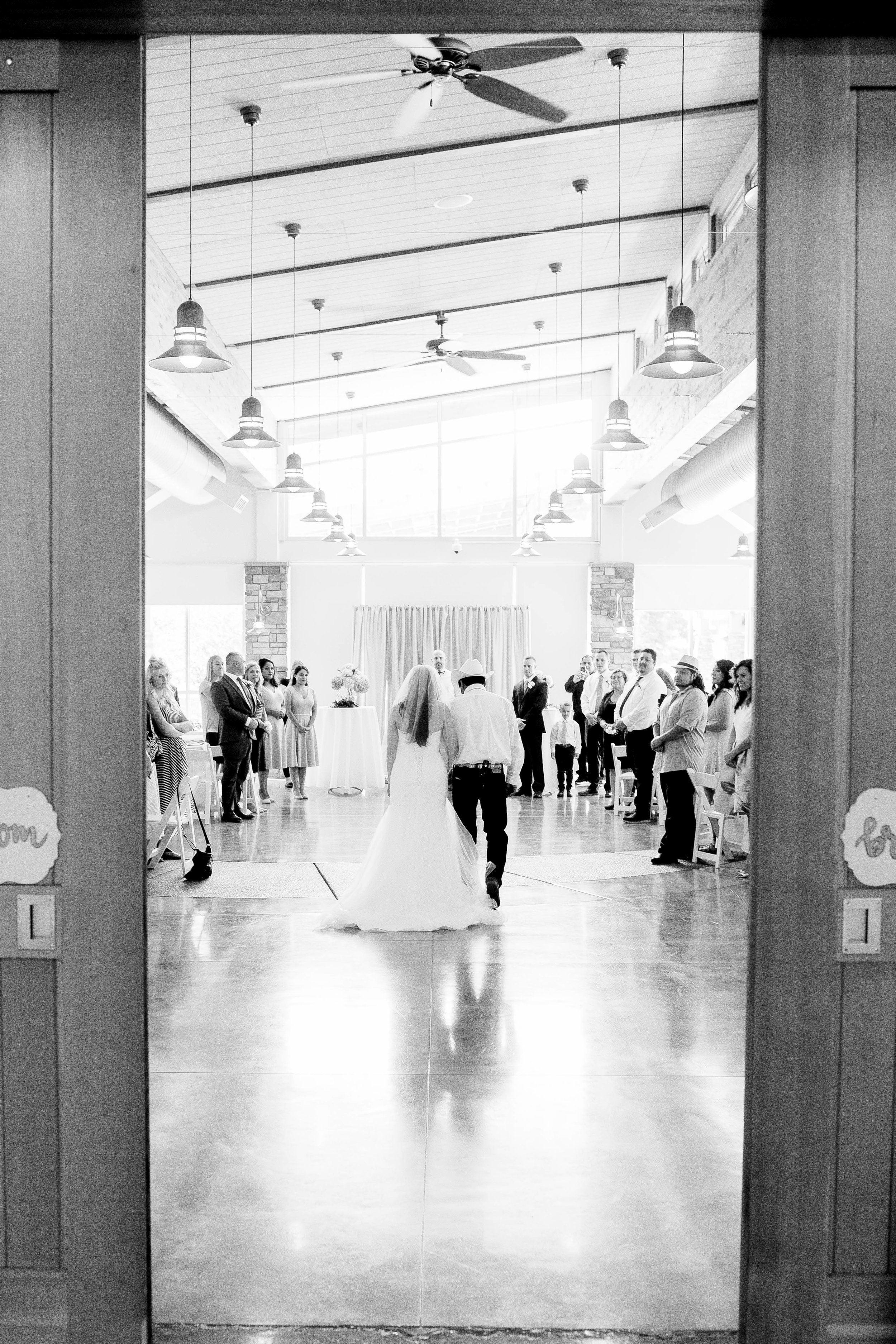 Wedding Ceremony Ideas- Wedding Ceremony Photography- Barber Park Wedding Ceremony- Boise Photographer- Idaho Photographer- Idaho Wedding Photographer- Boise Wedding Photographer