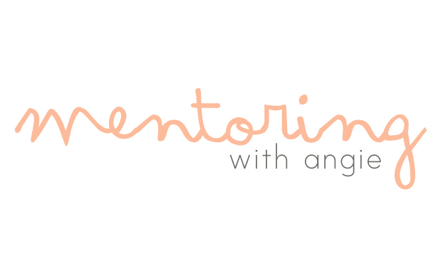 mentoring with angie warren