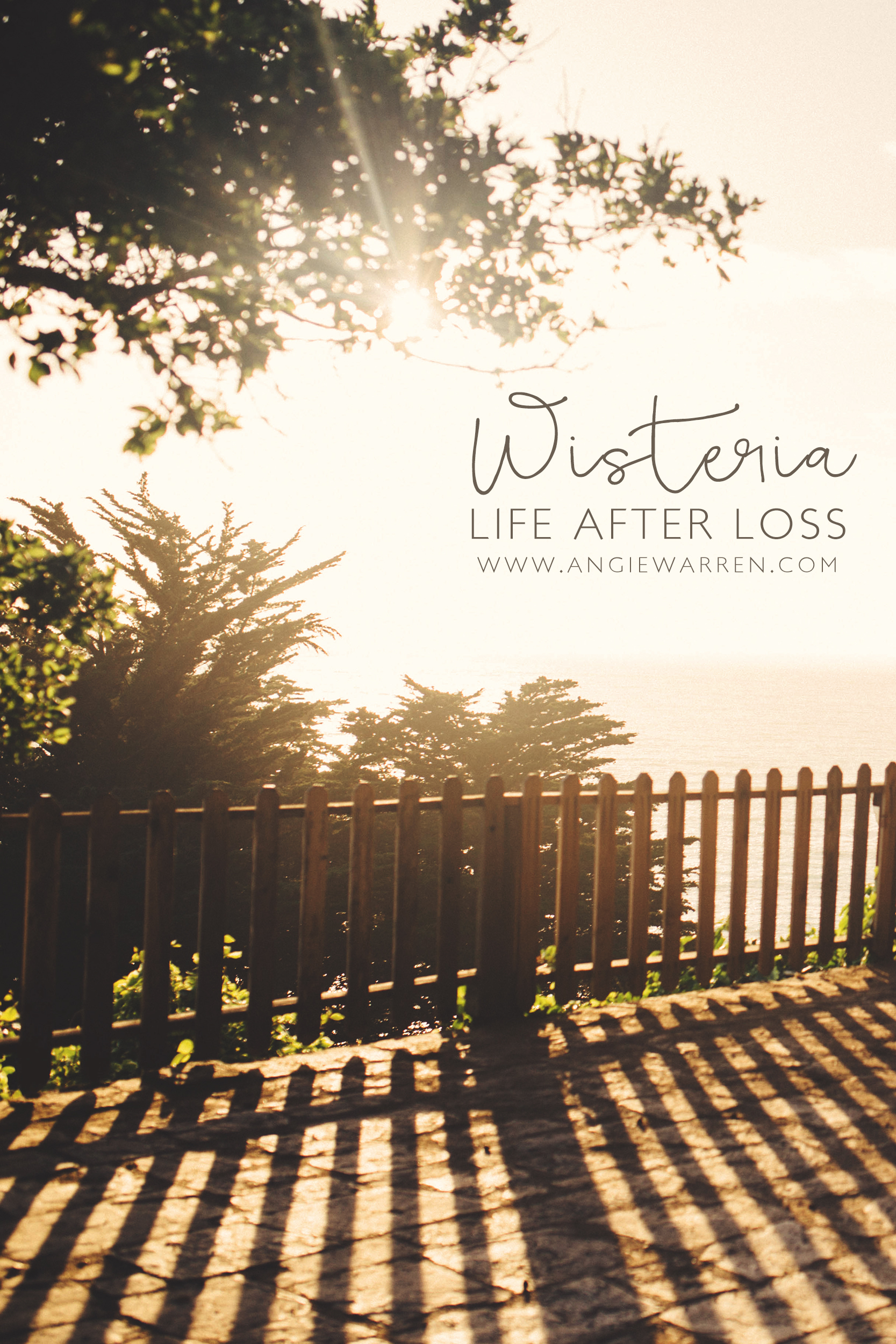 GRIEF & LIFE AFTER LOSS // www.angiewarren.com