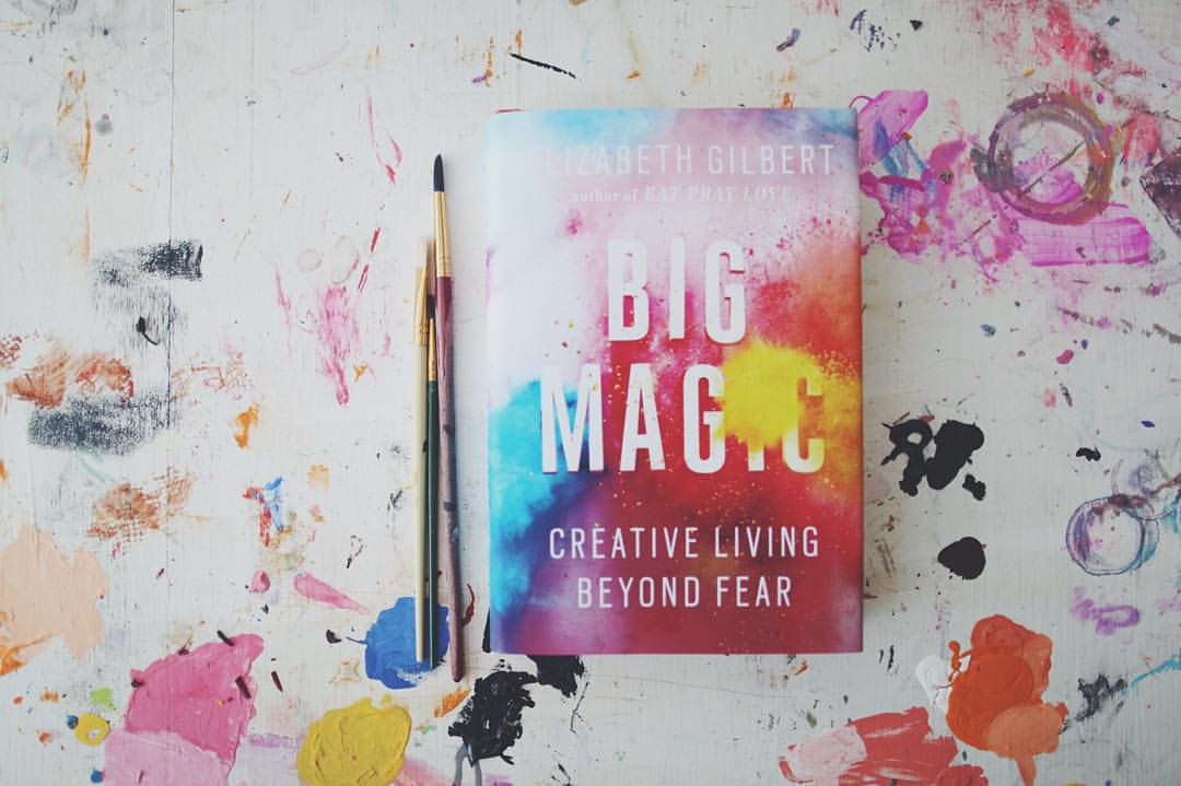 Big Magic / Elizabeth Gilbert / www.angiewarren.com