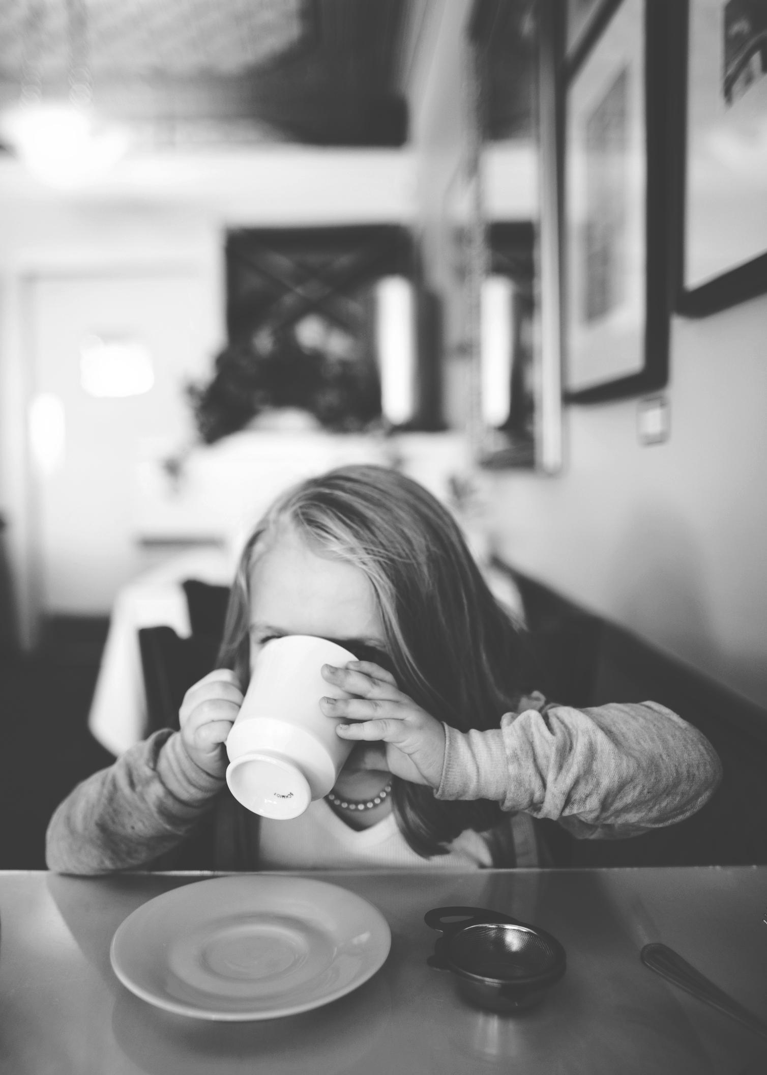 tea for two // motherhood & grief // angie warren