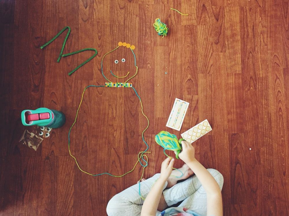 Angie Warren // on Homeschooling + Life