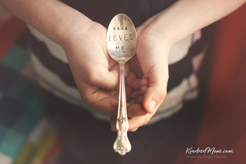 Angie Warren // Helping Children Grieve