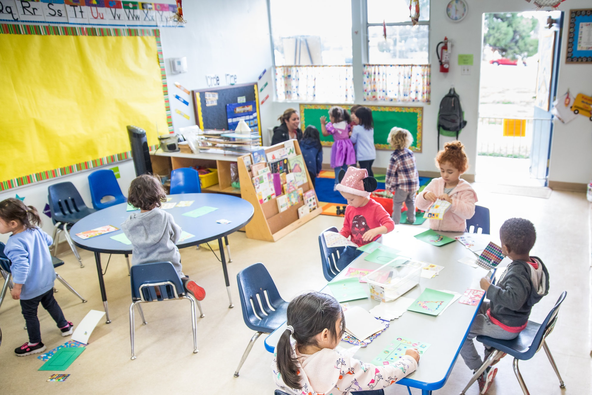 coop+nursery+preschool+classroom