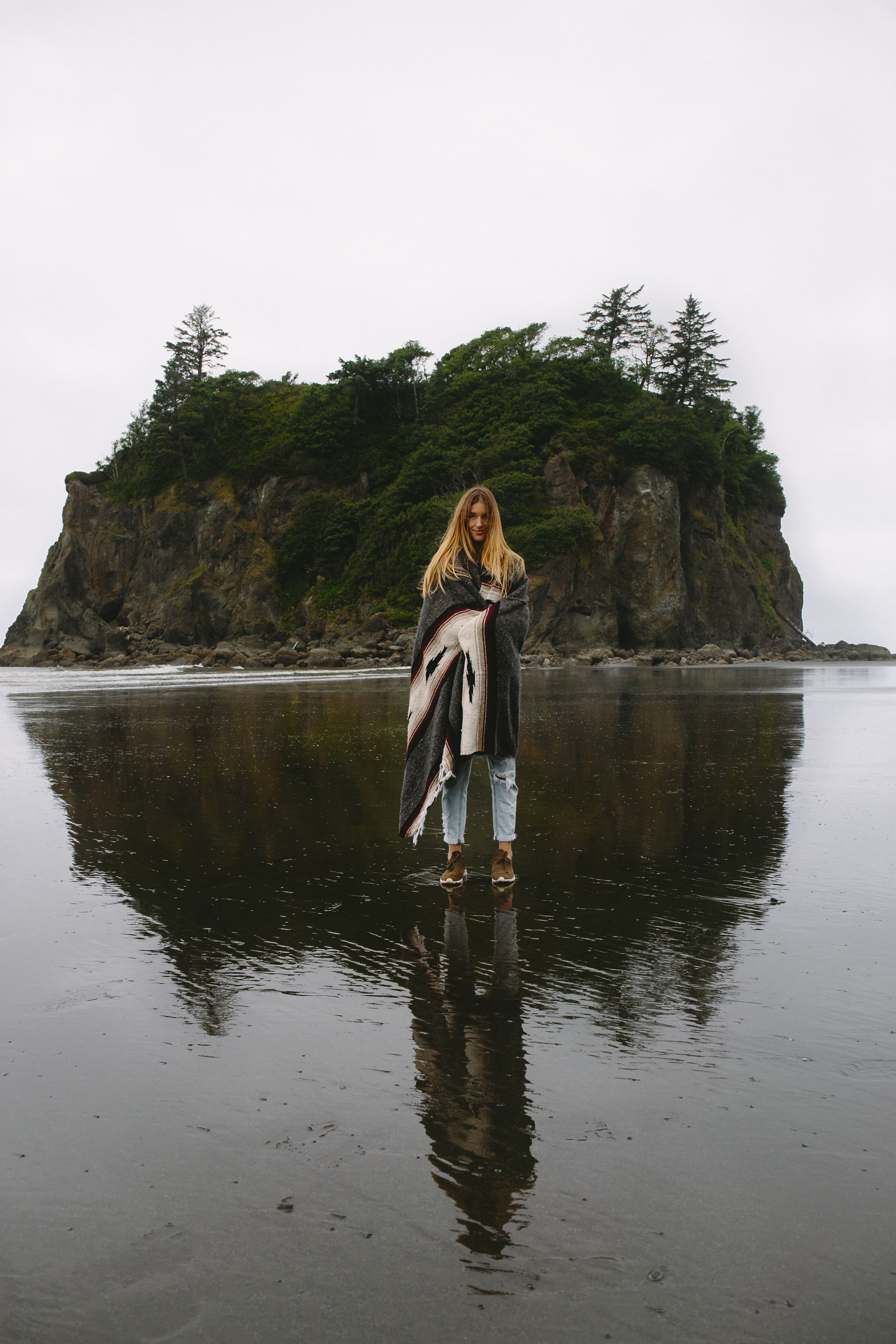 Nicole Knox X Olympic National Park, Forks, Washington