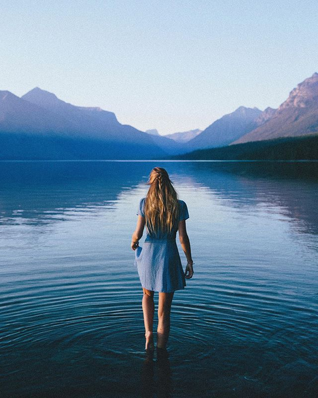 Road tripping back to Montana in a couple days! Really hoping it looks like this again 💙✨