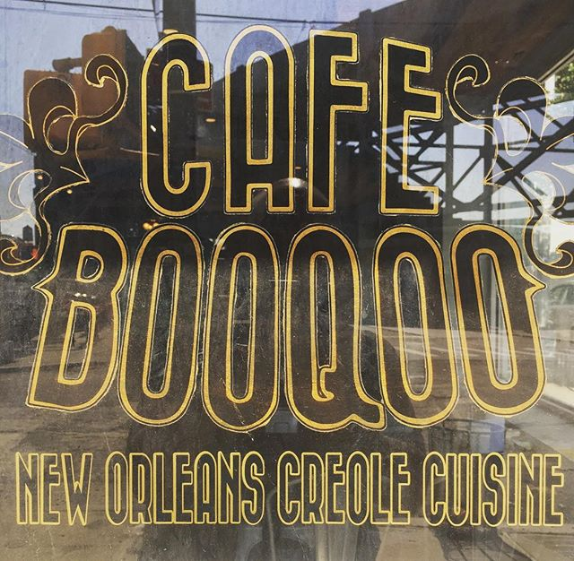 """365 days ago, after years of cooking, experimenting in the kitchen and months of literal """"blood, sweat, and tears"""", we opened Cafe Booqoo to the public and made a dream a reality. It's been a crazy year with big things already in the works for the next. We're excited to see what the future holds #oneyearanniversary #wemadeit"""
