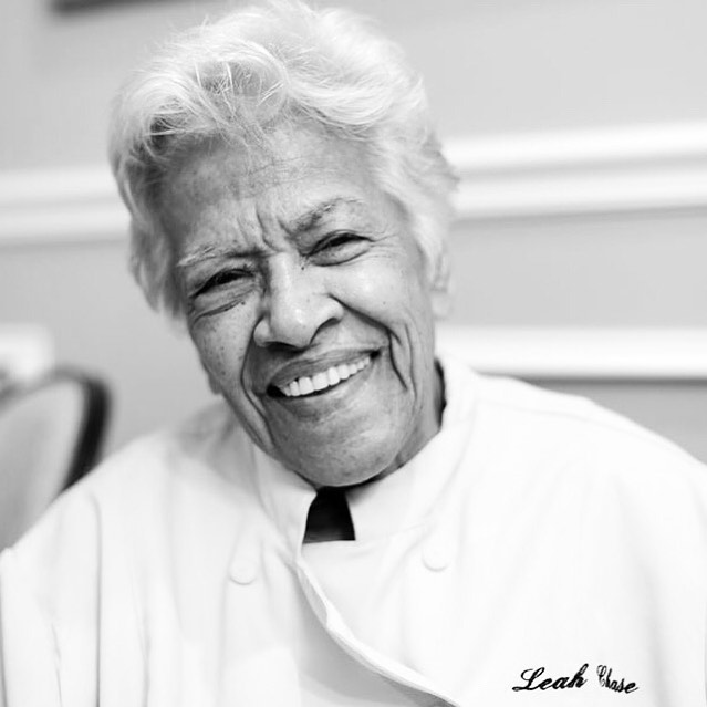RIP to a legend of New Orleans and Creole cuisine. Shé and her contributions to the world will never be forgotten #rip #leahchase