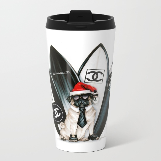 santa-pug-lagerfeld-metal-travel-mugs.jpg