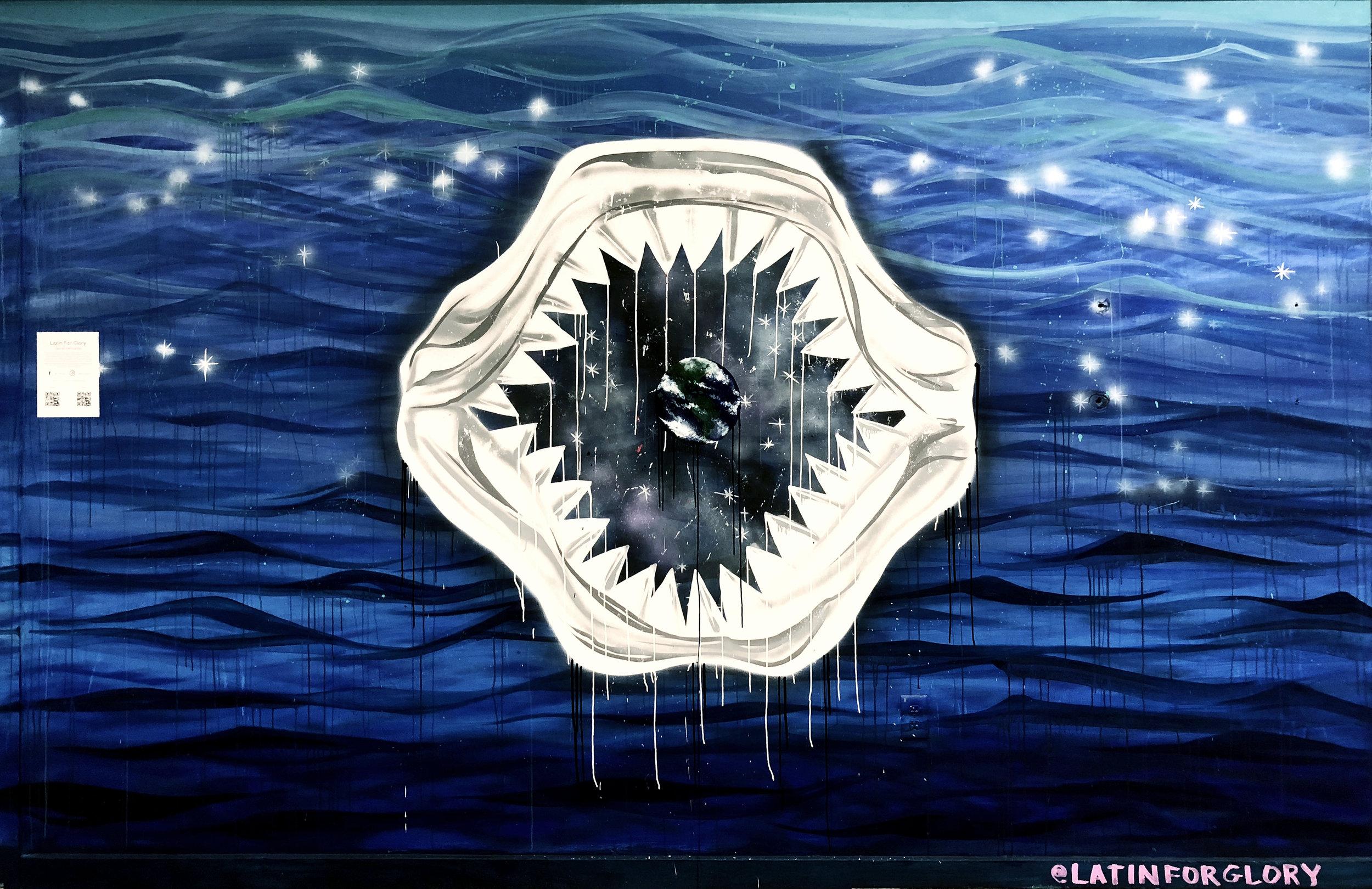 Miami Hacks Climate Mural