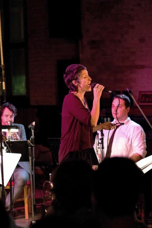 Sienna Dahlen, vocals.