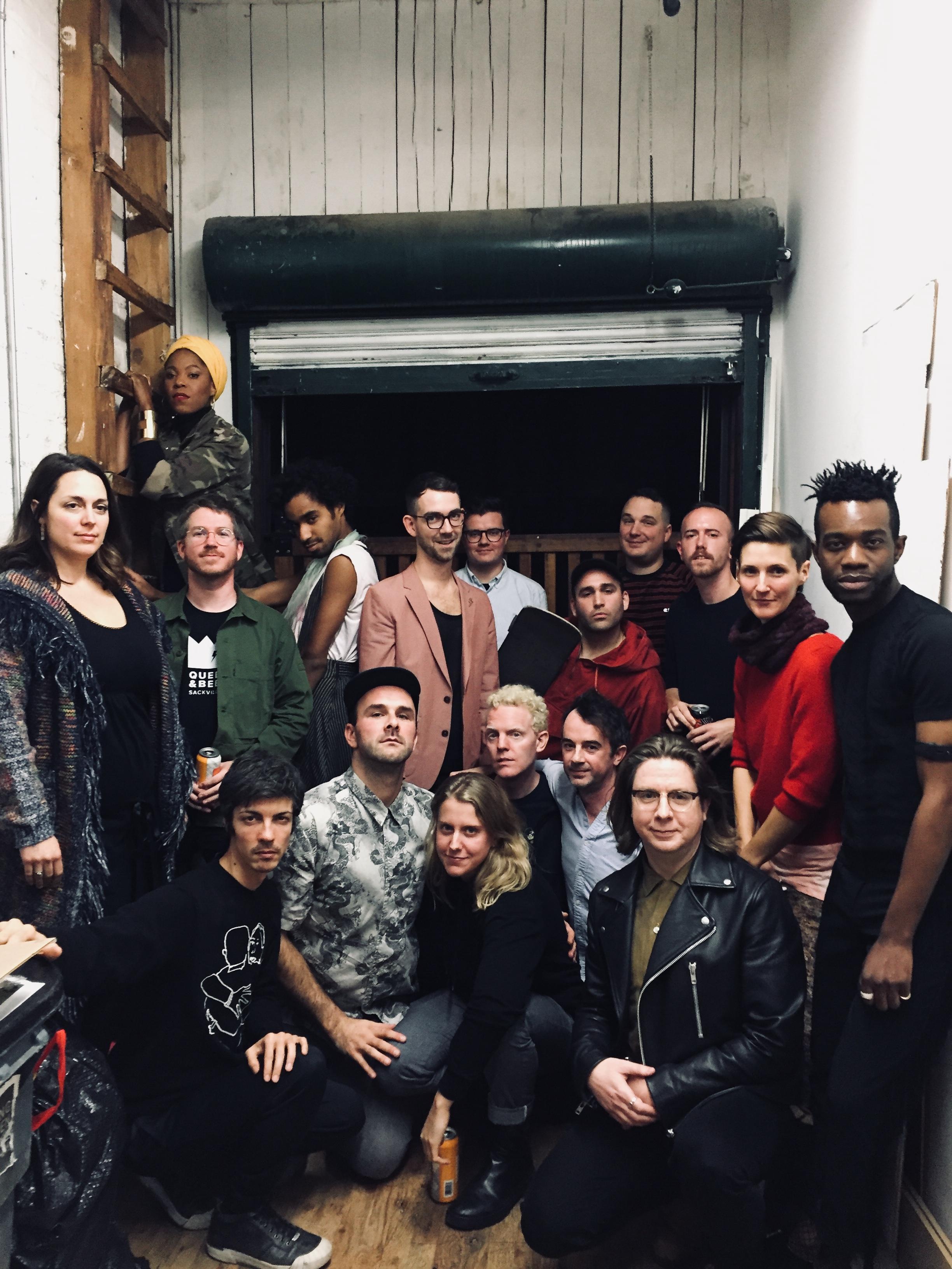 Jam Factory, Toronto, Ontario. November 4, 2018.