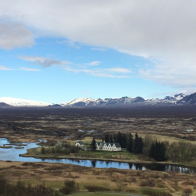 Game of Thrones films at Thingvellir, so you may recognize the rocky landscapes from Northern GOT scenes.