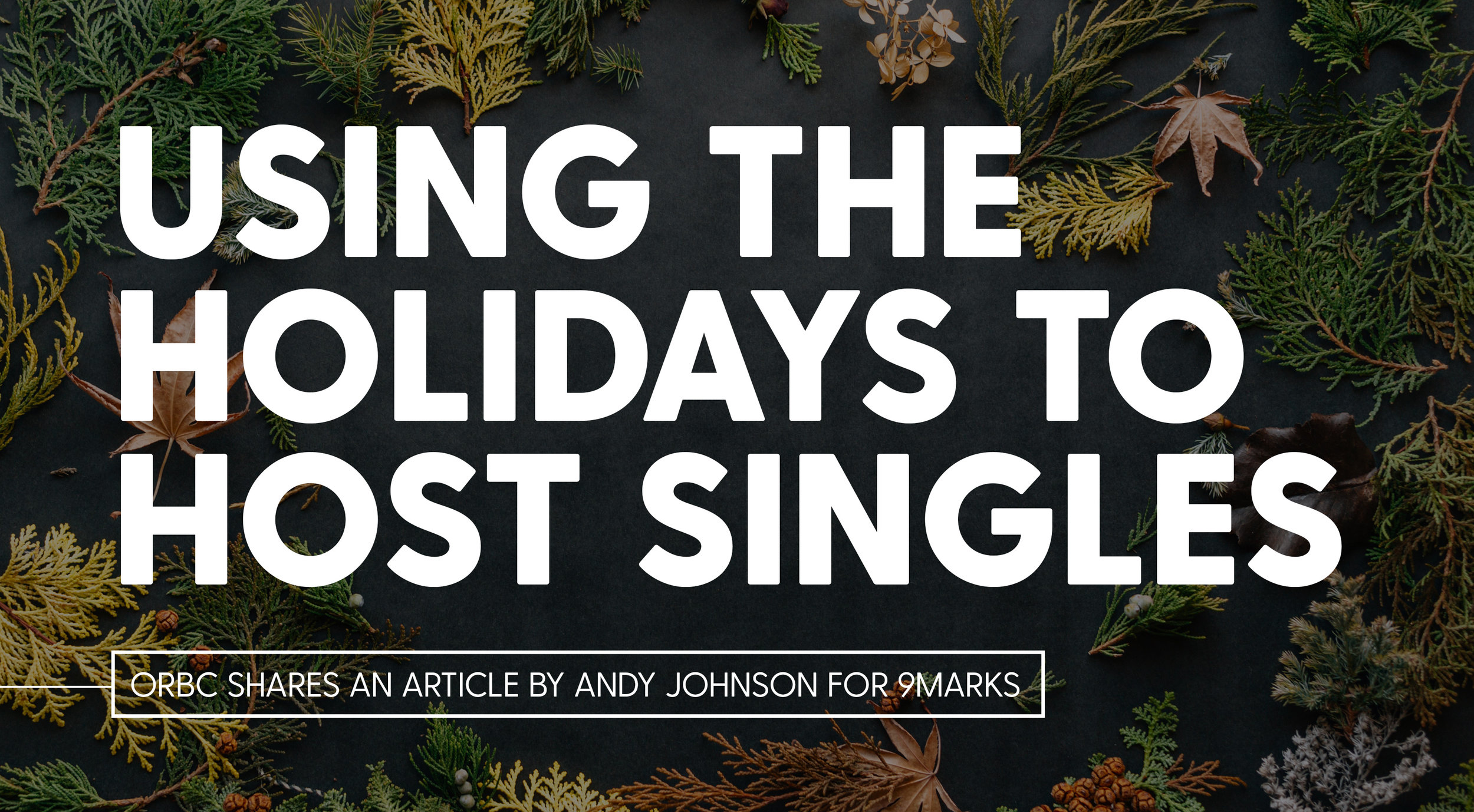 Using the Holidays to Host Singles.jpg