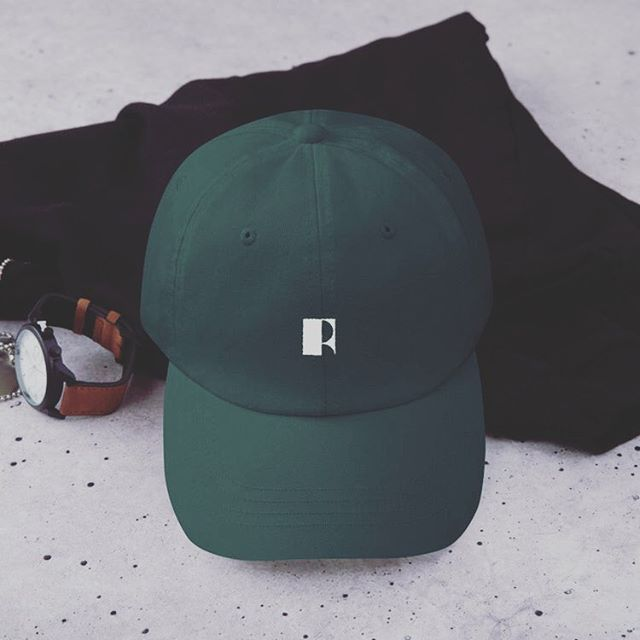 rich dad hat. for the real ones. available now. rawfilerecs.com  #1000realones #rawfilesupply #richdadhat #linkinbio