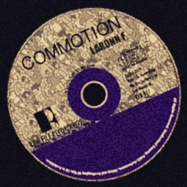we are ecstatic about the new release called #commotion by @laronnf. link in bio.