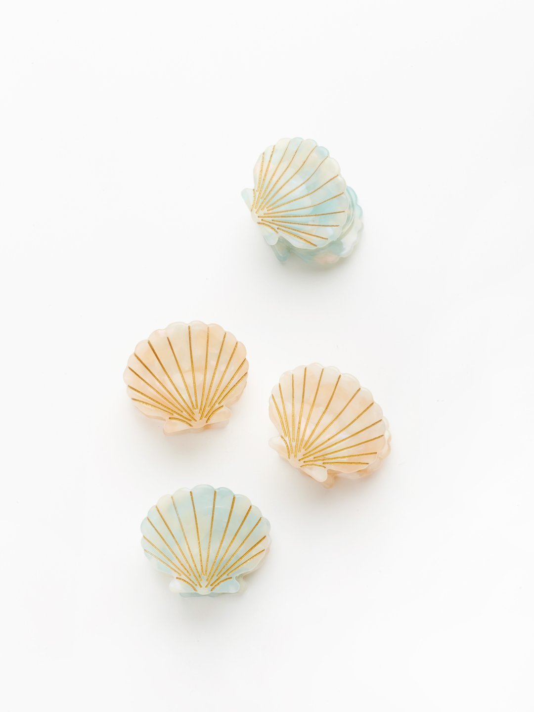 Shell Clips by Valet Studio