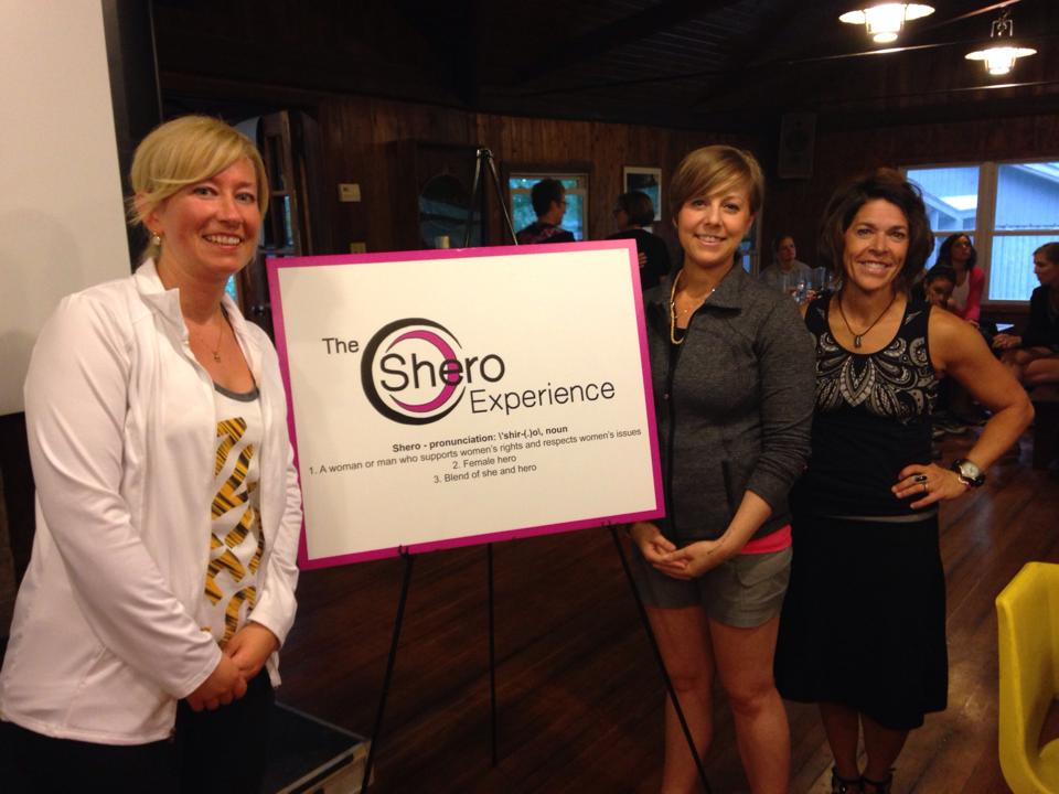 Dr Stephanie Gray, Jackie Fetter, Denise Stapley