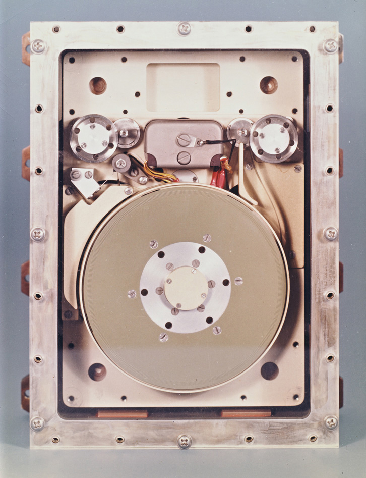 Mariner 4 Tape Recorder (JPL/Caltech)