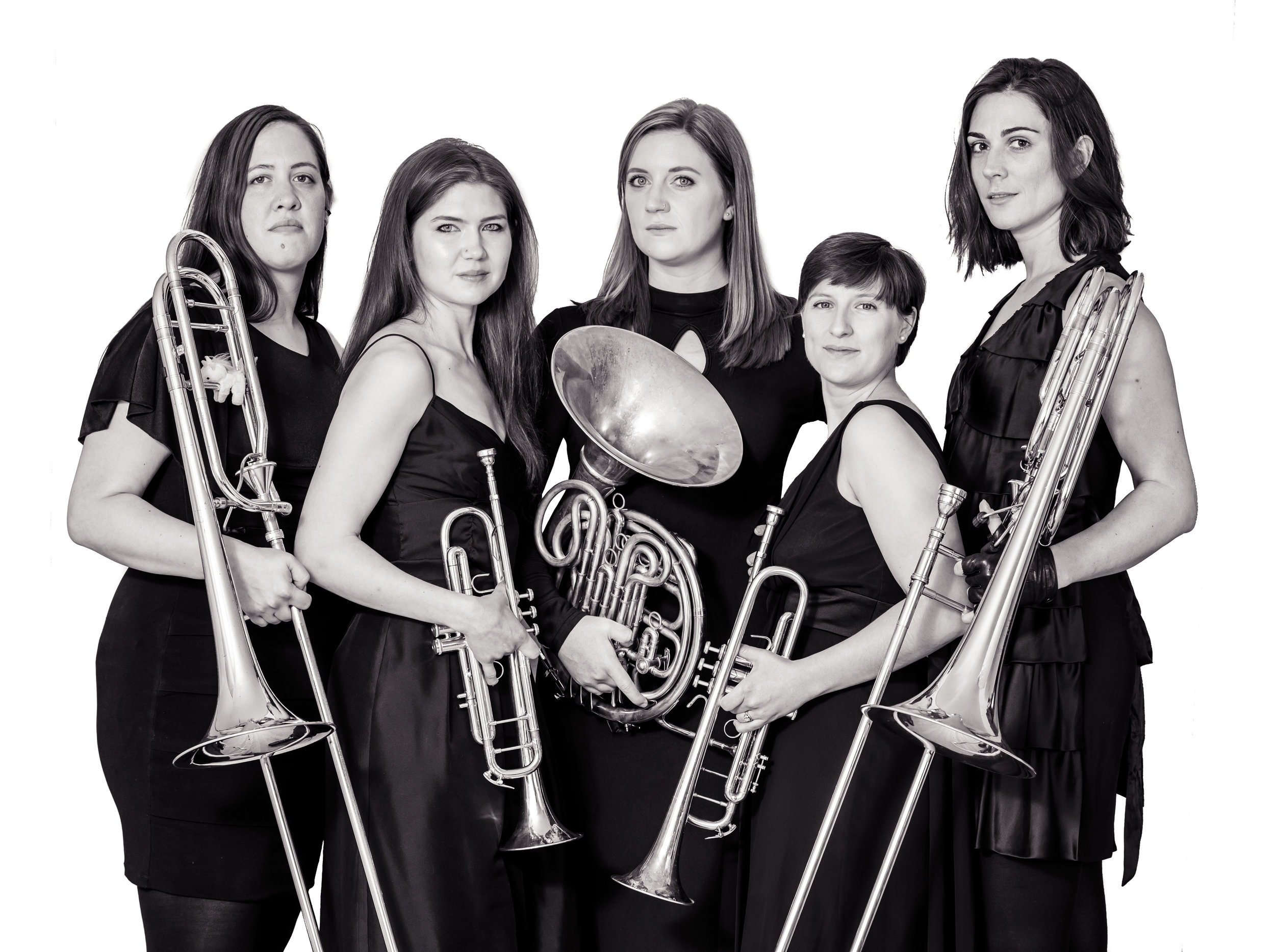 Who We Are - Calliope Brass is an innovative ensemble on a mission to bring stories to life through music.