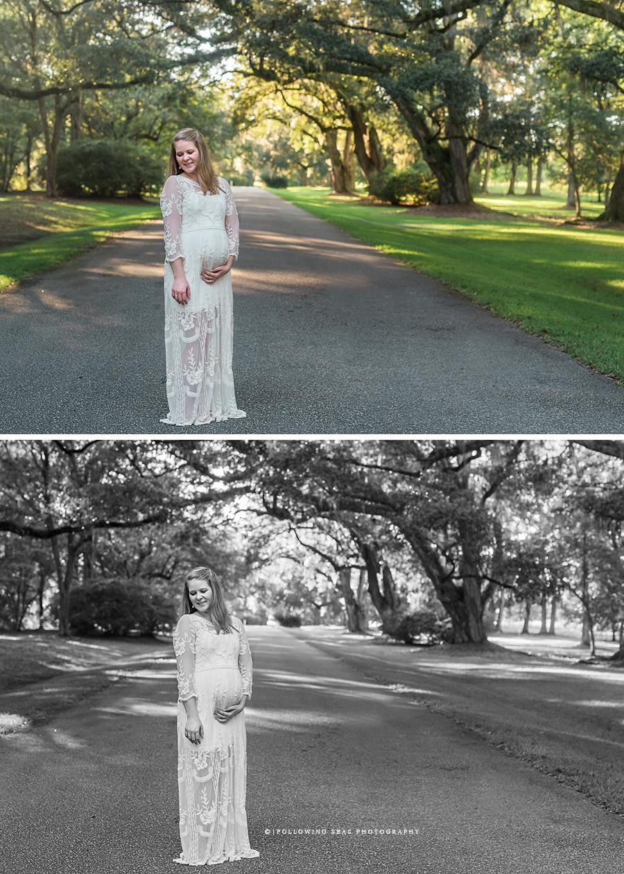 Goose Creek Maternity Photographer