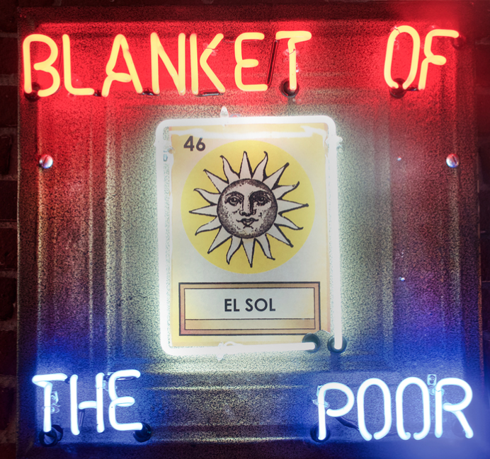 BLANKET THE POOR, 2104