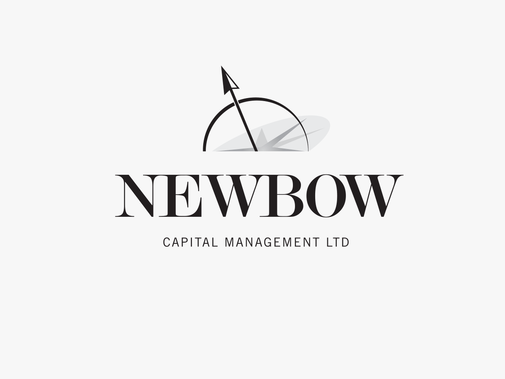 Logo design for Newbow Capital