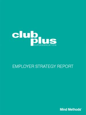 Employer Super B2B Strategy Development