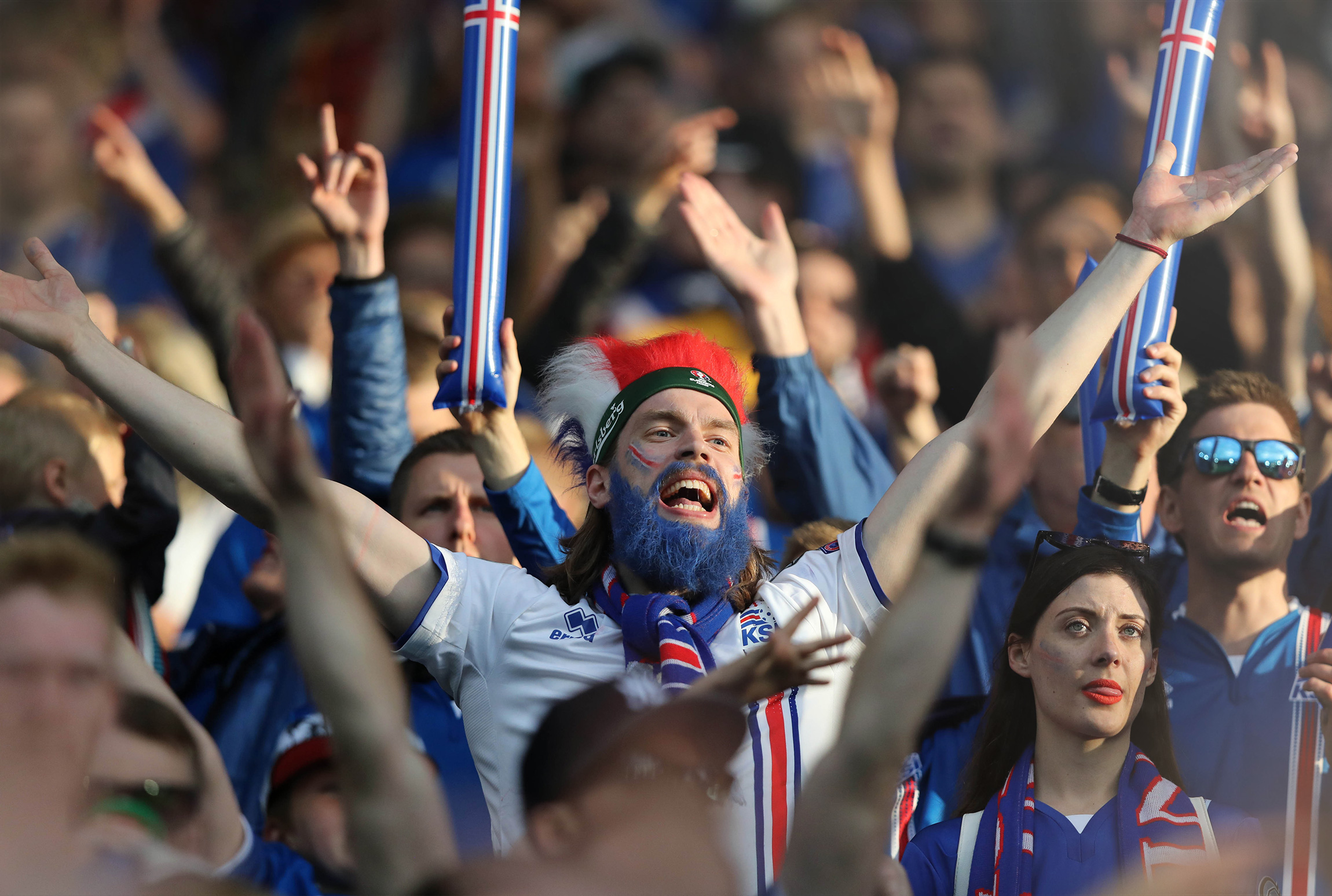 Iceland were a true highlight of the European Championships 2016 in France