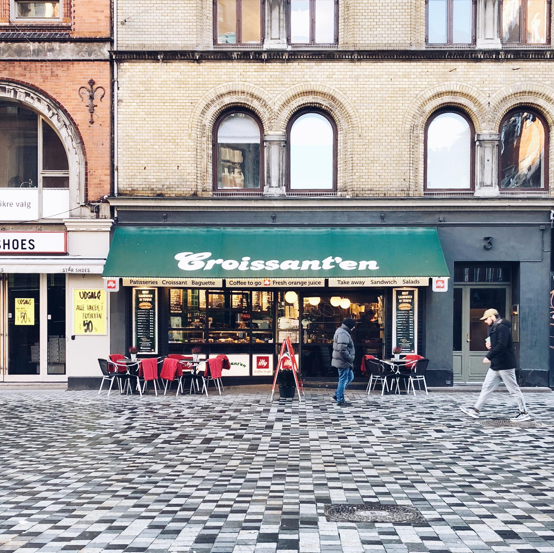 Nathan's Copenhagen Trip 2018