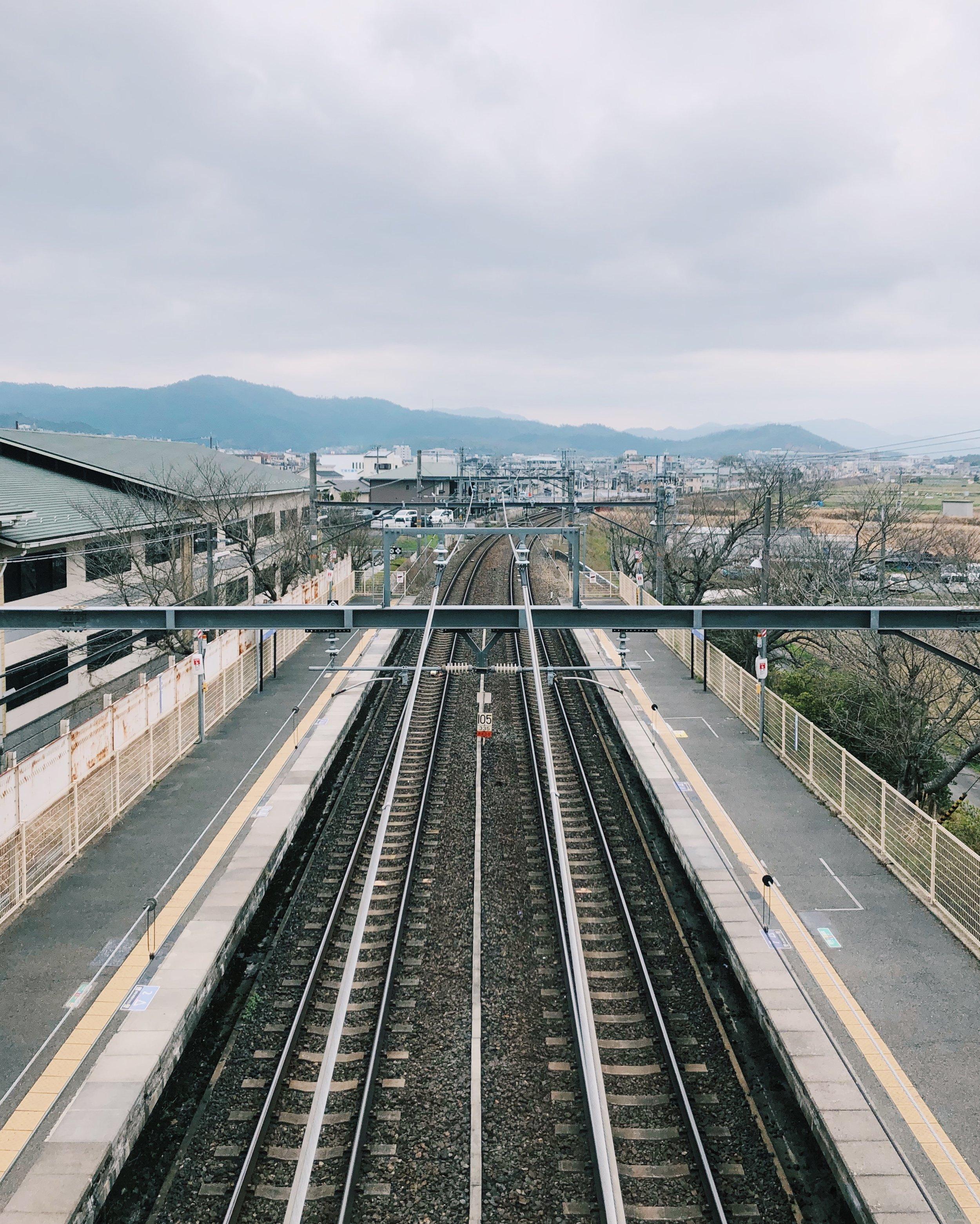 Saga-Arashiyama.